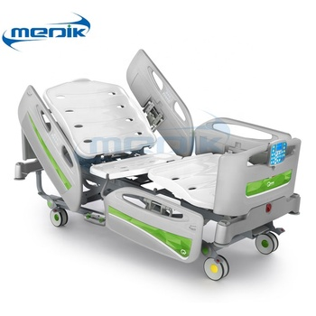 Patient Adjustable Clinic Linak Motorised 8 Function ICU Multifunctional Electric Medical Tilt Equipment Janak Hospital Bed