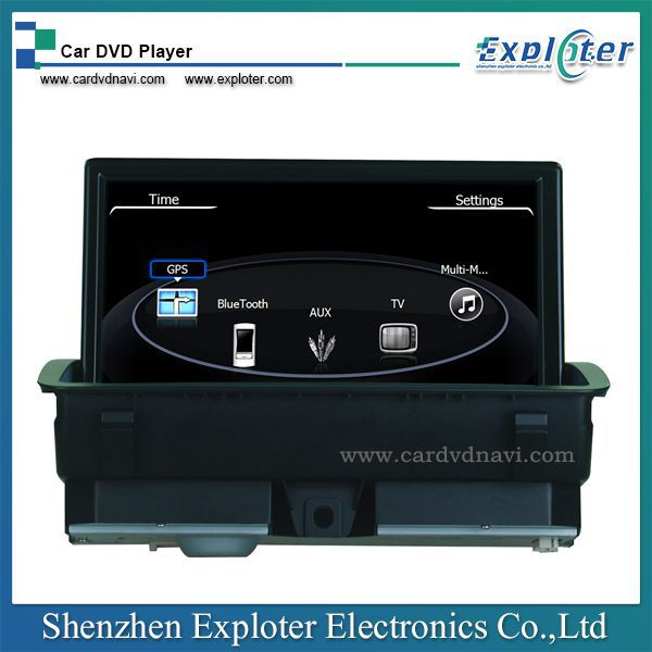 Special 8inch Touchscreen DVD Player With Navigation