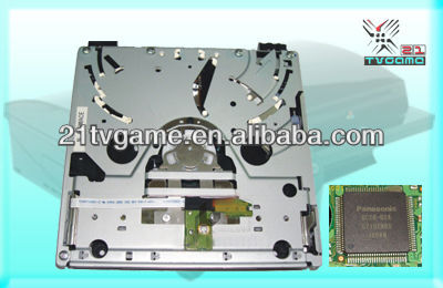 For WII DVD Drive Rom With Laser Lens D2A/D2B/D2C/D2E/DMS