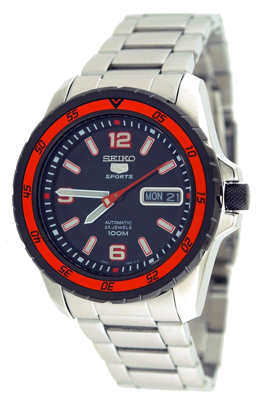 Seiko SNZG73 Seiko 5 Automatic Stainless Steel Watch