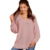 High Quality 2019 Winter Clothes Ladies Long Sleeve Wide V neck Pullover Sweater Women