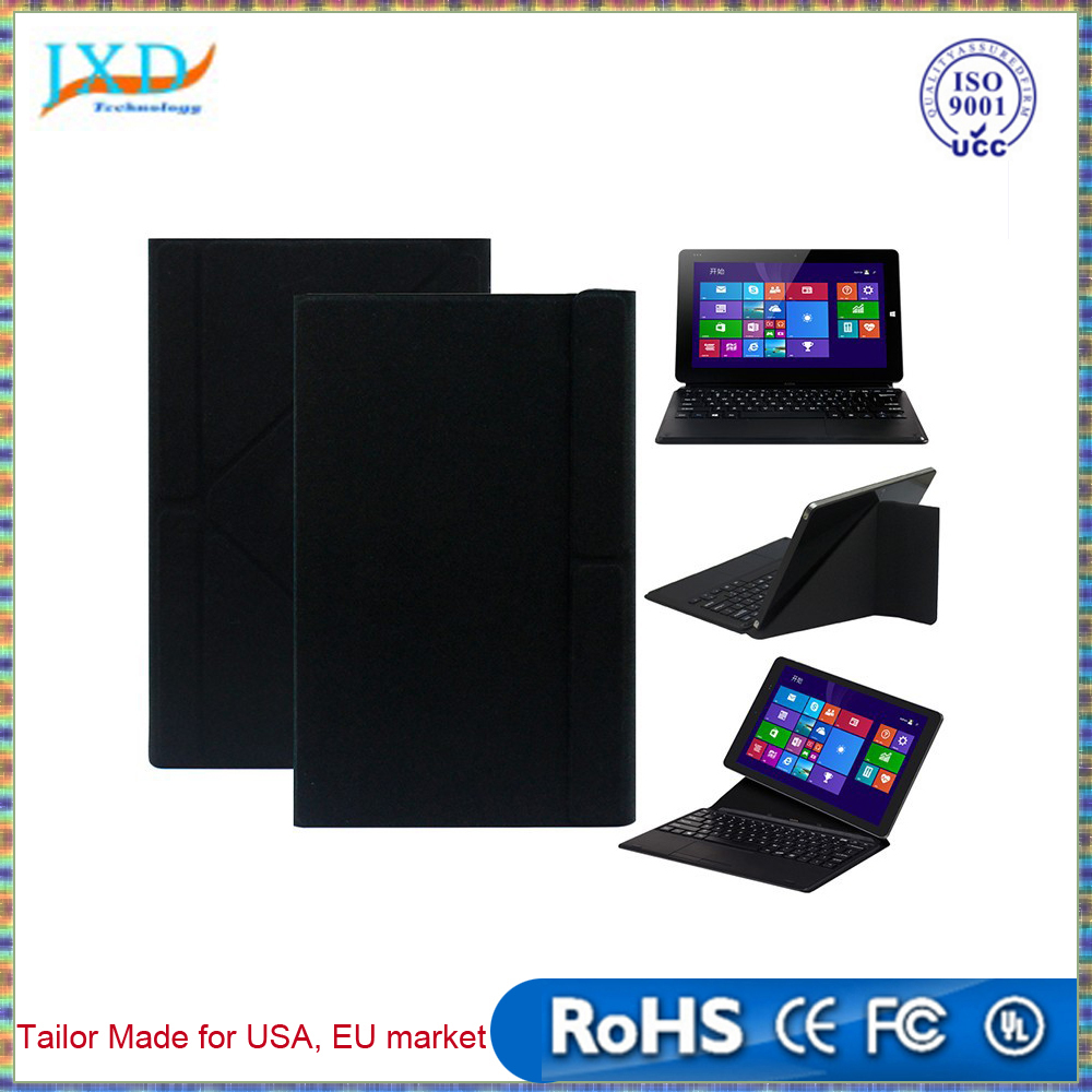 100% Original 10.6 inch keyboard case for chuwi vi10 dual OS tablets pc keyboard + case with touch panel