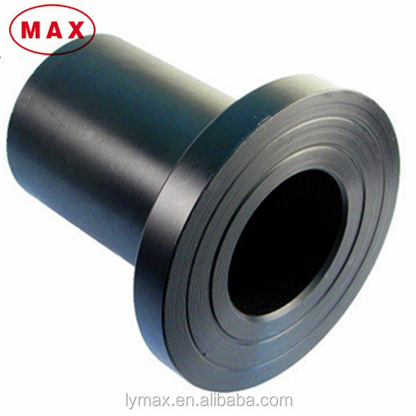 Poly polyethylene pe stub flange for hdpe pipe buy