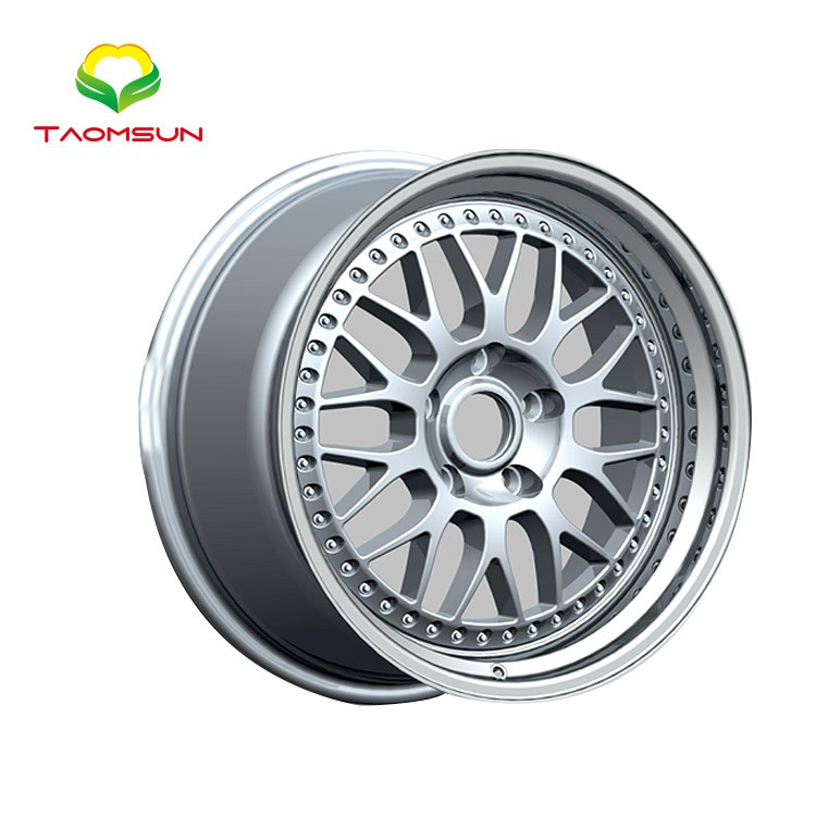 China Alibaba Factory Wholesale Price Strong Tire Rim