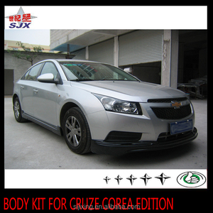 New pp plastic material bumper for cruze Korea style 2010-14