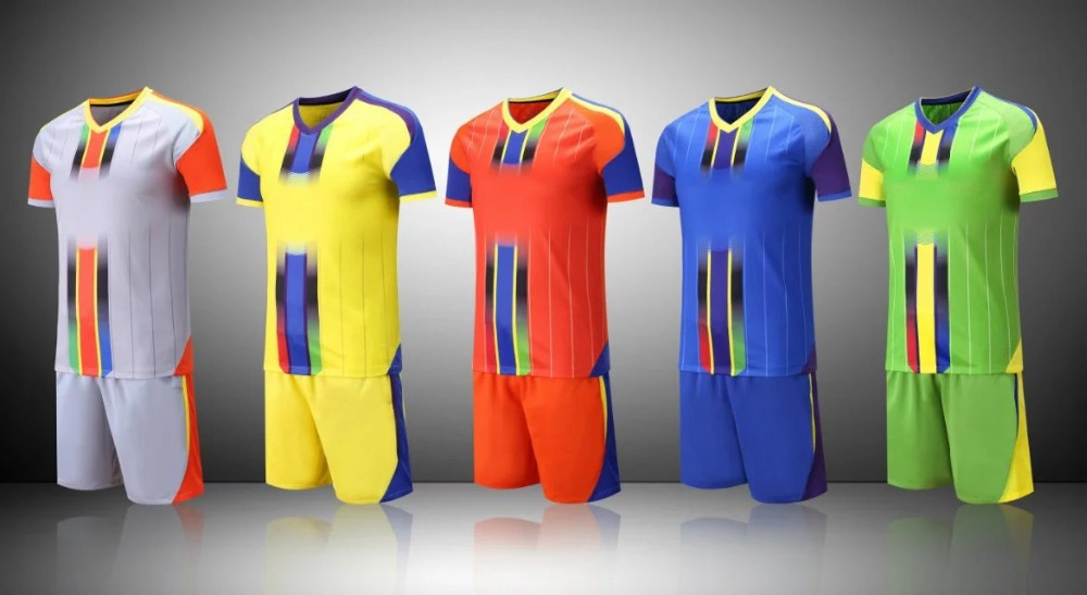 OEM Good quality hot-sale sport wear jersey soccer model cheap football jerseys