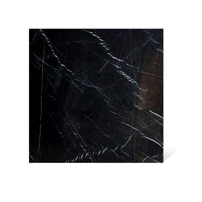 販売のための格安価格ブラック中古大理石スラブ、工場黒ネロ Marquina 大理石スラブ @