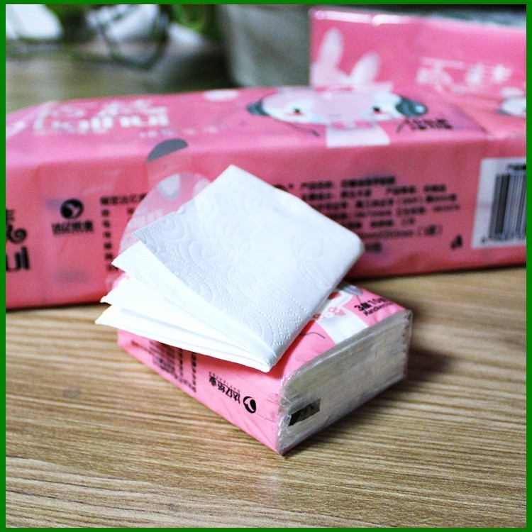 best selling christmas pocket tissues pack of tissue paper