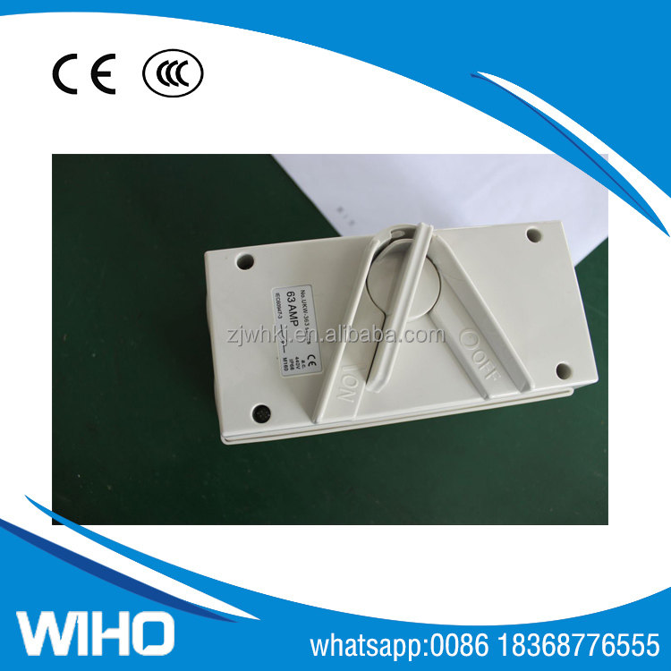 Chinese supplier wholesale outdoor high voltage on load isolator switch