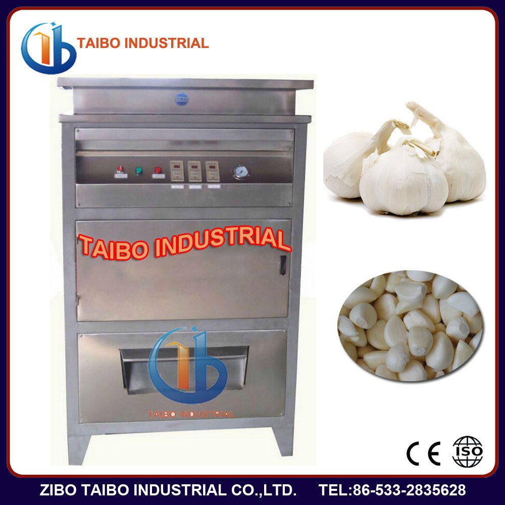 Industrial WONDERFUL Fully Automatic Industrial Machine Electrical to Peel Garlic