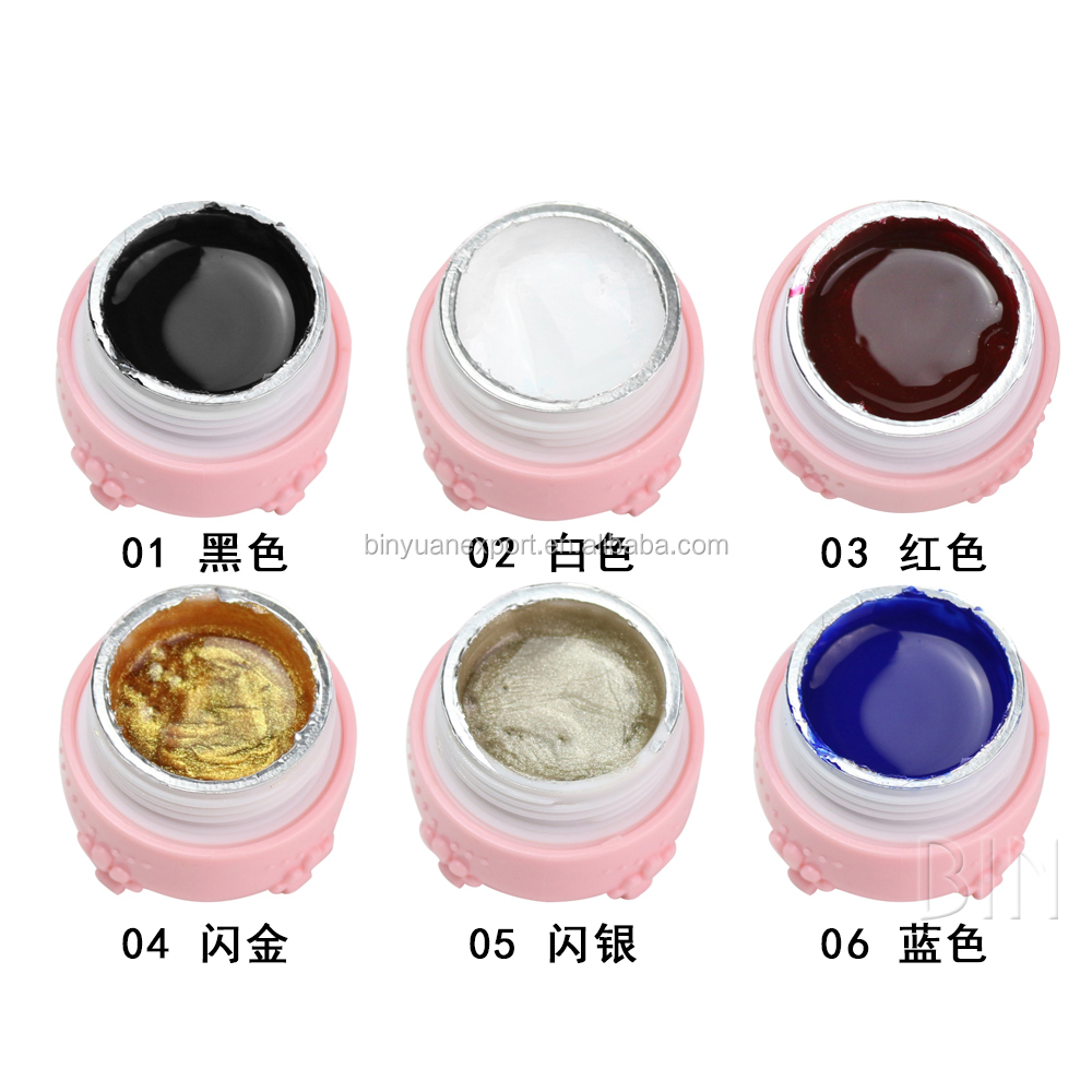 BIN nail Elastic Spider Gel on wholesale
