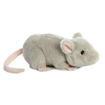 Newest accept your design custom lifelike mouse stuffed toy for child toys