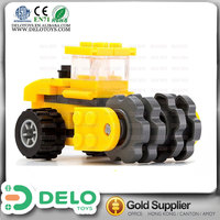 fast selling cheap products to sell building blocks plastic brick toy kids tractor DE0195233