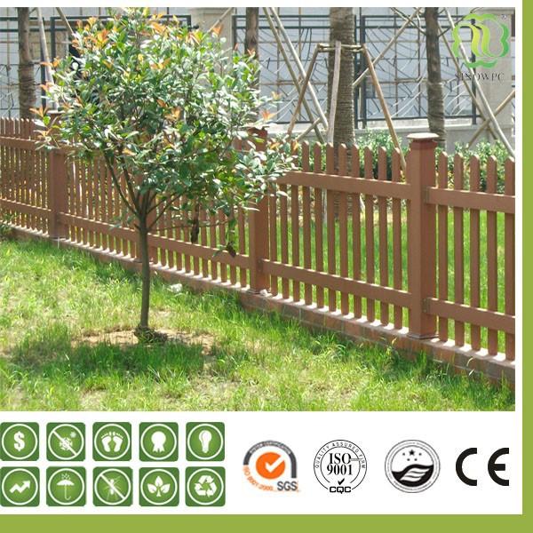 Jard n decorativo esgrima paneles cercas de madera al por - Paneles madera jardin ...