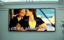 P7.62 indoor full color LED digital advertising trailers