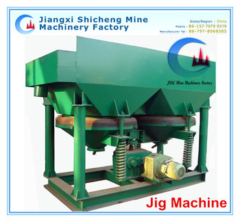 Gold Processing Plant Jig Machine Gold Prospecting