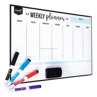 Wholesale Customize Magnetic Weekly Planner
