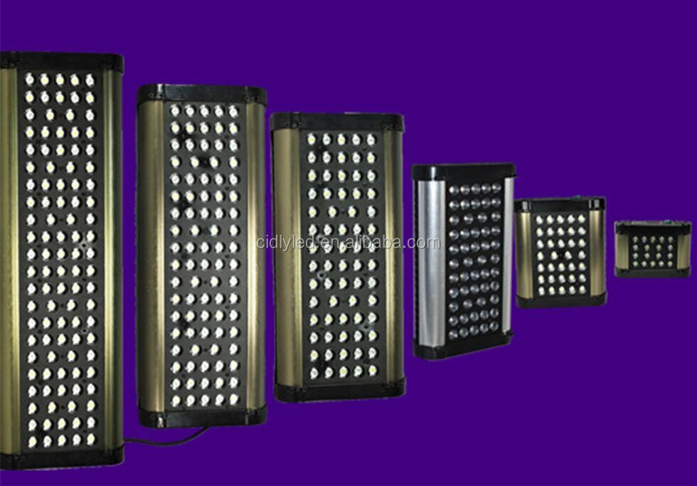 300w Dimmable Led Aquarium Light Aluminium Housing Diy Led ...