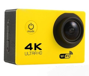 2017 new full hd sport camera waterproof 2k 4k action camera be unique wifi B3G