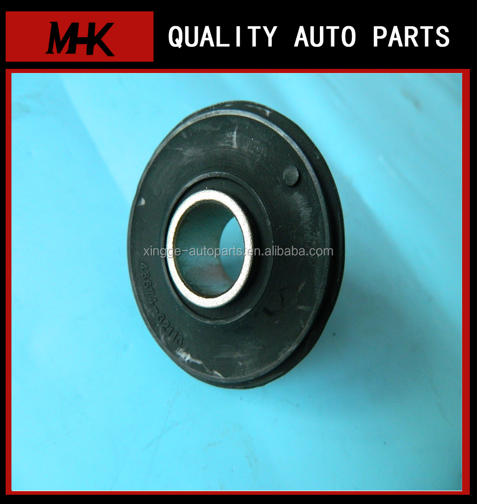 Best quality auto parts accessories lower control arm bushing suspension bushing for Toyota Camry SV30 SV32 SV40 OEM 48674-32110