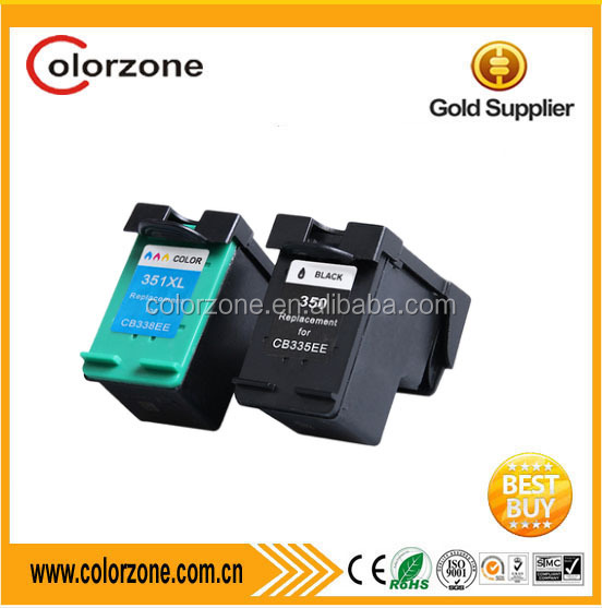 Compatible for HP ink cartridge 350 351 350XL 351XL