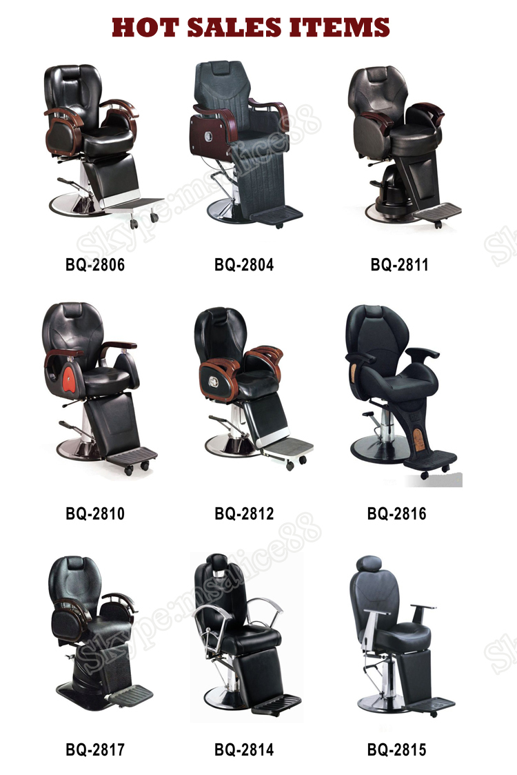 Modern barber chair - Durable Portable Barber Chair Utopia Modern Barber Chairs
