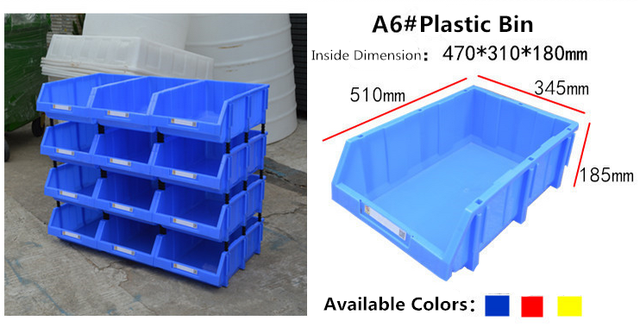 warehouse plastic stackable storage bins cheap plastic storage bins
