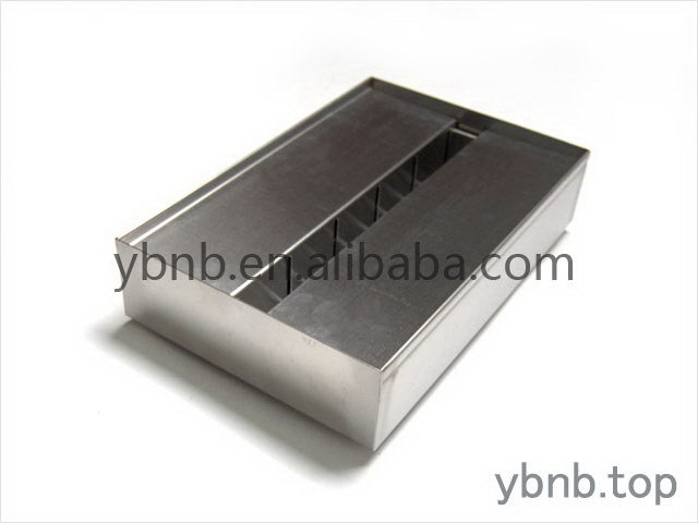 Super quality hot-sale aluminum stamped welded part