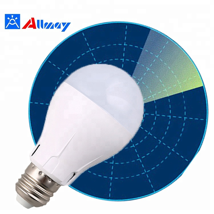 2020 China Supplier Smart E27 LED Grow Light led light Bulb with Motion Sensor
