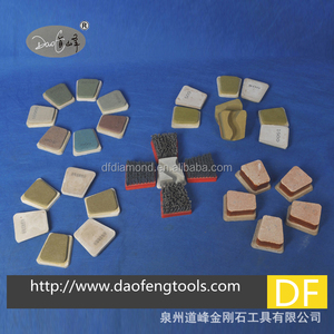 Dao Feng manufacturer supply Marble abrasives New Synthetic Resin Frankfurt