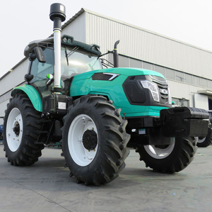 Chinese big 130hp brand new agricultural equipment farm tractor for exporting