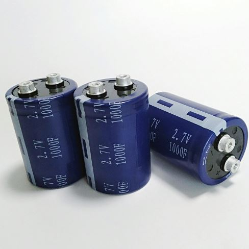 2.7 V 10F Supercapacitor/UltraCapacitor/סופר קבלים/