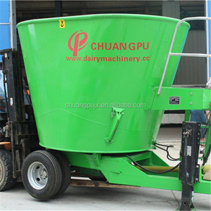 Vertical Feed mixer , Animal Feed Mill Mixer