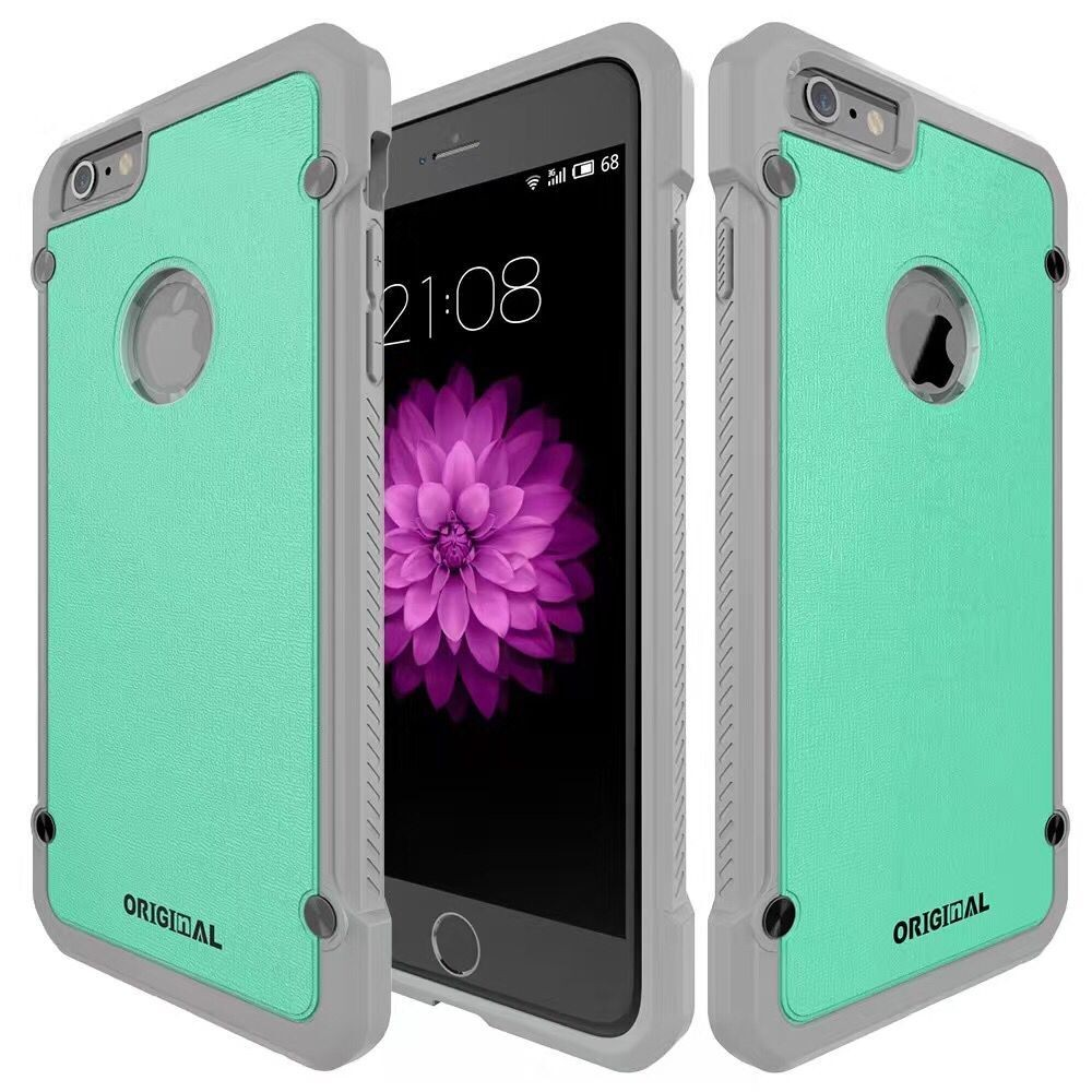 Full protective smartphone cover for iphone 7 plus low price case