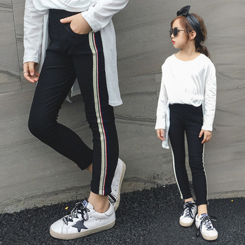 Flt 092 Kids Striped Stretch Pants Aesthetic Revolution Kids Clothing Suppliers China - Buy Kids ...