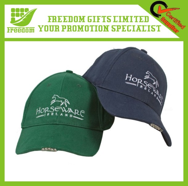 Customized Promotional Gifts LED Baseball Cap