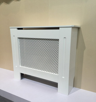 Home Mdf Radiator Cover White Padded Covers With Sgs Fsc Certificate