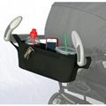 High quality New Cup bag Stroller Organizer Baby Carriage Pram Buggy Cart Bottle Bag Stroller tray