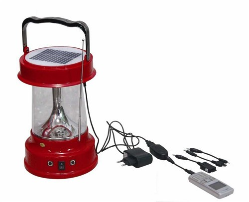 Bast Price Solar Lantern With Mobile Phone Charger