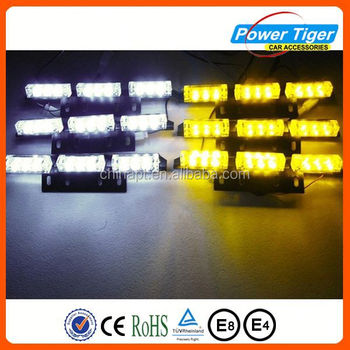 Vehicle Warning Lights Equipment 12v Led Warning Light LED Grille Lights