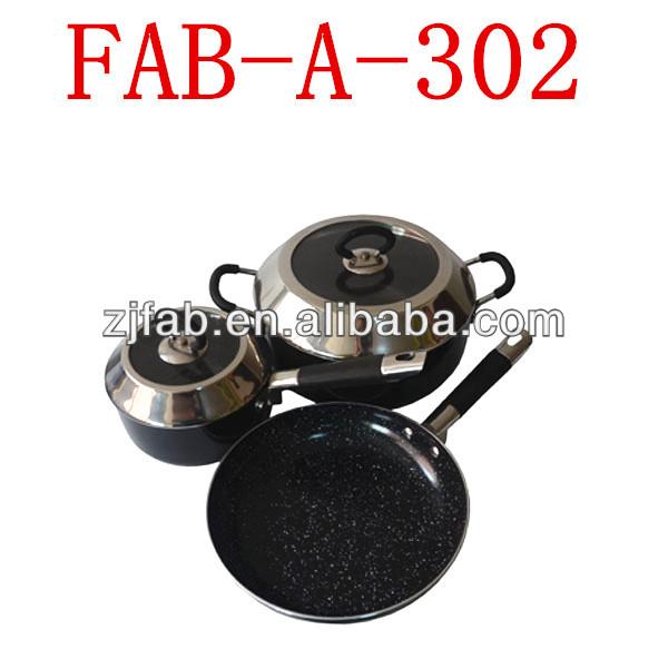 Utensilios de cocina de aluminio antiadherente utensilios for Utensilios de cocina de aluminio