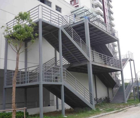 Aluminum Exterior Stairs  Aluminum Exterior Stairs Suppliers and  Manufacturers at Alibaba comAluminum Exterior Stairs  Aluminum Exterior Stairs Suppliers and  . Prefab Metal Exterior Stairs. Home Design Ideas