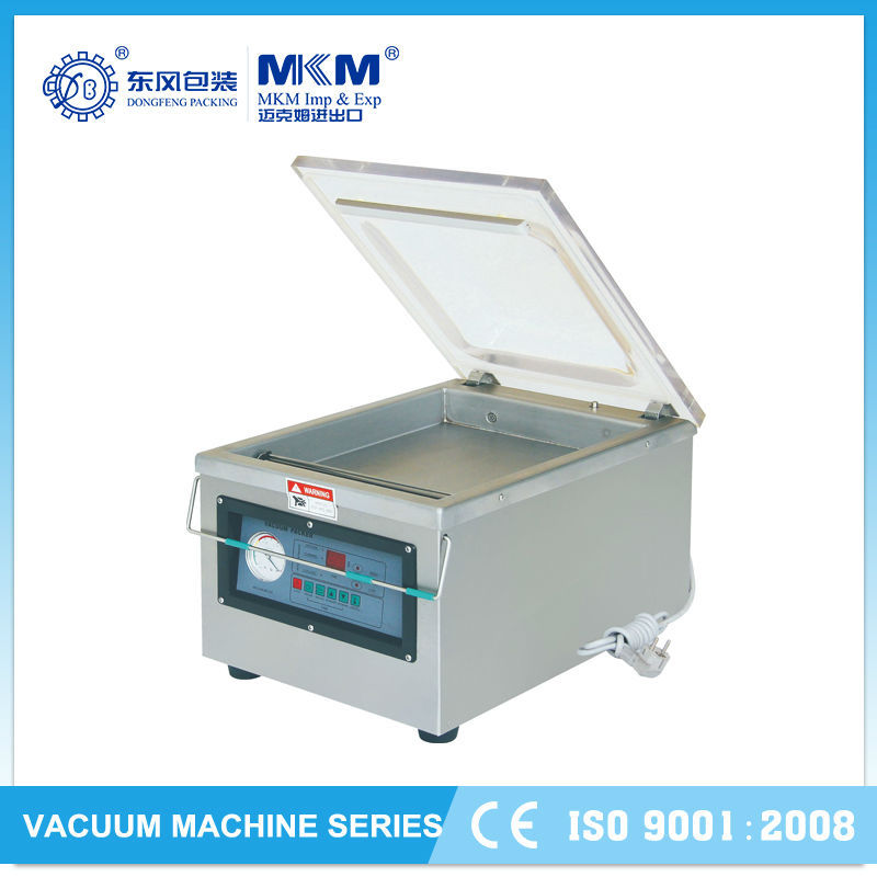 Semi auto vacuum packaging machine with reasonable price DZ-300