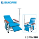 Hospital Metal iv infusion chairs medical chair medial