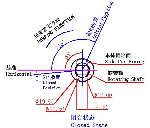 self closing toilet seat lid. Soft Closing Toilet Seat Lid Dampers EBO 001 Closing Toilet Seat Lid Dampers Ebo  Buy Big Angle Rotary