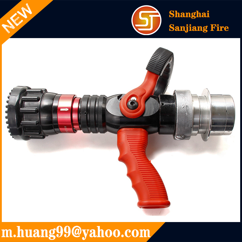 fire fighting equipment foam nozzles