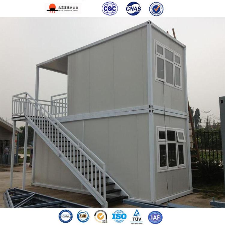 Flatpack wohnzimmer 20ft container haus f r verkauf for Fertig container haus