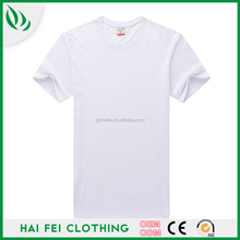 2017 New Fashion mens Haifei Clothing manufacturer custom design election t shirt