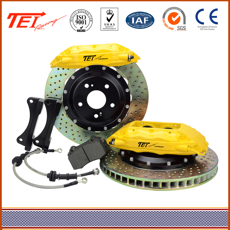 TEI Best Performance Aluminum Forged Lightweight Strong big brake kit bmw With 2 Years Warranty For All Auto Cars