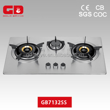 New Style Stainless Steel Gas Hob,chinese cooking burner / gas stove brands for sale